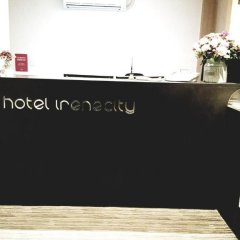 Hotel Irene City бассейн