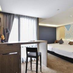 U Sukhumvit Hotel Bangkok 4* Номер Делюкс фото 16