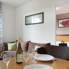 Отель Odalys City Lyon Bioparc Франция, Лион - отзывы, цены и фото номеров - забронировать отель Odalys City Lyon Bioparc онлайн в номере