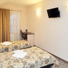 Гостиница Вилга Стандартный номер с двуспальной кроватью фото 6