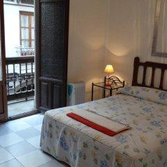 Отель Pensión Olympia 2* Стандартный номер с двуспальной кроватью (общая ванная комната) фото 27