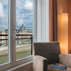 Отель Citadines Saint-Germain-des-Prés Paris 3* Апартаменты с двуспальной кроватью фото 3