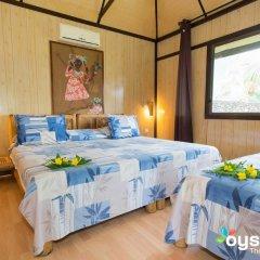 Отель Kaveka Французская Полинезия, Папеэте - отзывы, цены и фото номеров - забронировать отель Kaveka онлайн комната для гостей фото 5