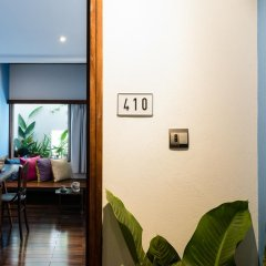 Отель The Myst Dong Khoi 5* Стандартный номер с различными типами кроватей