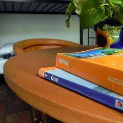 Hostel Hospedarte Centro Кровать в общем номере с двухъярусной кроватью