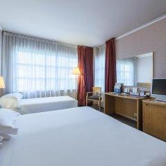 Caesars Hotel 4* Стандартный семейный номер с двуспальной кроватью фото 4