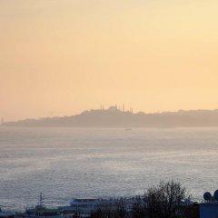 Апартаменты Tarus Bosphorus Apartments Besiktas пляж фото 2