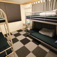 The City Hostel Hongdae Апартаменты с различными типами кроватей фото 5