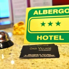 Oasi Village Hotel 3* Улучшенный номер фото 6