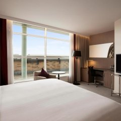 Отель Hilton London Angel Islington 4* Стандартный номер с различными типами кроватей фото 5