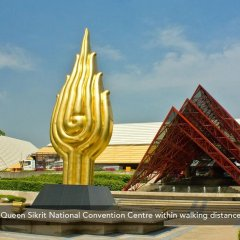 The Aim Sathorn Hotel Бангкок фото 2
