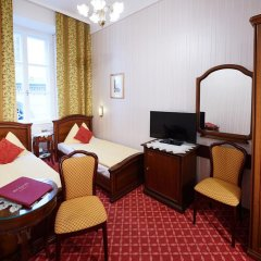 Hotel Austria - Wien 3* Номер Комфорт с различными типами кроватей фото 3