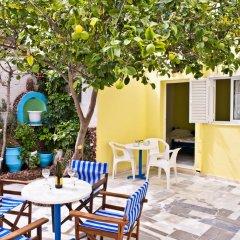 Отель Studio Maria Kafouros Греция, Остров Санторини - отзывы, цены и фото номеров - забронировать отель Studio Maria Kafouros онлайн питание фото 2