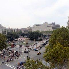 Отель Barcelona City Ramblas (Pensión Canaletas) Испания, Барселона - 1 отзыв об отеле, цены и фото номеров - забронировать отель Barcelona City Ramblas (Pensión Canaletas) онлайн городской автобус