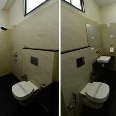 OYO 4155 Hotel The Sudesh ванная фото 2