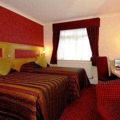 Отель Hallmark Inn Manchester South 3* Представительский номер с двуспальной кроватью фото 3
