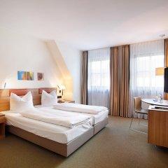 Hotel am Jakobsmarkt 3* Улучшенный номер с двуспальной кроватью