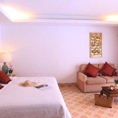 Отель Samui Palm Beach Resort 4* Номер Делюкс фото 2