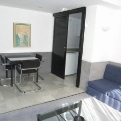 Отель Apartamentos Descartes Апартаменты фото 17