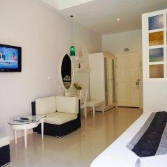Отель The Beach Boutique House 3* Улучшенный номер с двуспальной кроватью фото 5
