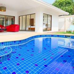 Отель Villa Tortuga Pattaya 4* Улучшенная вилла с различными типами кроватей фото 21