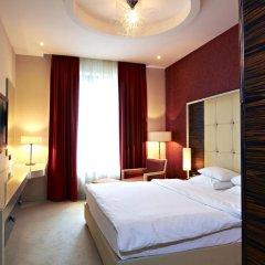 Crystal Hotel Belgrade 4* Номер Делюкс с различными типами кроватей фото 2