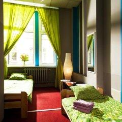 Отель Amnezja Hostel Польша, Вроцлав - отзывы, цены и фото номеров - забронировать отель Amnezja Hostel онлайн комната для гостей фото 10