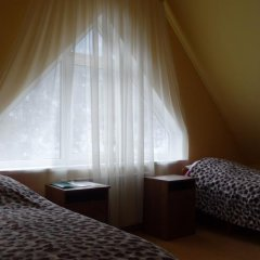 Хостел Красная Поляна Кровать в общем номере с двухъярусными кроватями фото 14