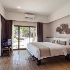 Отель Sarikantang Resort And Spa 3* Номер Делюкс с различными типами кроватей фото 16