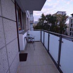 Отель P&O Fabryczna 2 Польша, Варшава - отзывы, цены и фото номеров - забронировать отель P&O Fabryczna 2 онлайн балкон