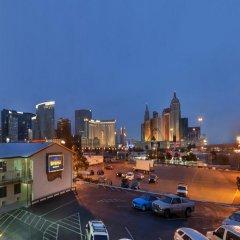 Отель Days Inn Las Vegas at Wild Wild West Gambling Hall 2* Стандартный номер с двуспальной кроватью фото 9