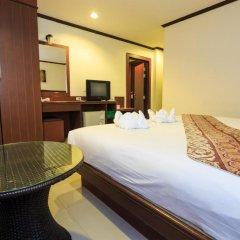Отель Sharaya Residence Patong 3* Стандартный номер двуспальная кровать фото 4