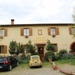 Отель Fattoria Tabarrino Ареццо парковка