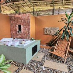 Отель Mangosteen Ayurveda & Wellness Resort 4* Номер Делюкс с двуспальной кроватью фото 10