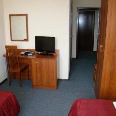 Гостиница Авантаж Стандартный номер с двуспальной кроватью фото 3
