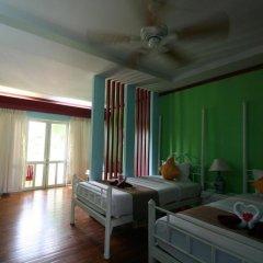 Отель Krabi Success Beach Resort 4* Улучшенный номер с различными типами кроватей фото 13