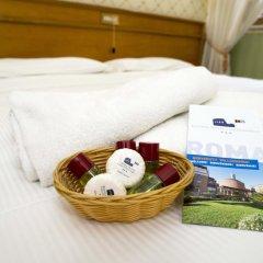 Kolping Hotel Casa Domitilla 3* Номер категории Эконом с различными типами кроватей