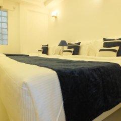 Отель The Residence 3* Стандартный семейный номер с различными типами кроватей