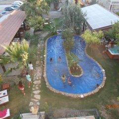 Sayman Sport Hotel Турция, Чешме - отзывы, цены и фото номеров - забронировать отель Sayman Sport Hotel онлайн бассейн