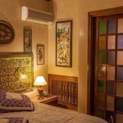 Отель Riad Alhambra 4* Стандартный номер с различными типами кроватей фото 13