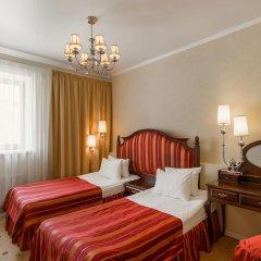 Гостиница Пушкин 4* Стандартный номер с различными типами кроватей фото 14