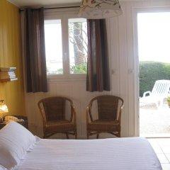 Отель Hôtel La Fiancée Du Pirate 3* Стандартный номер с двуспальной кроватью фото 3