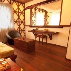 Отель ViewPoint Lodge & Fine Cuisines 3* Люкс с различными типами кроватей фото 3
