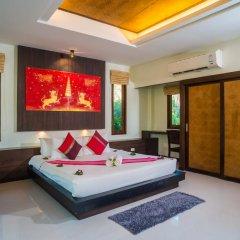 Отель Am Samui Resort 3* Коттедж с различными типами кроватей фото 4