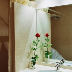 Hotel Berga Park ванная фото 2