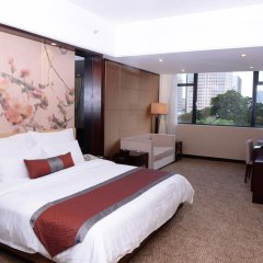 Guangdong Yingbin Hotel 4* Представительский номер с различными типами кроватей