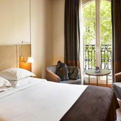 Radisson Blu Hotel Champs Elysées, Paris 5* Номер Делюкс с различными типами кроватей фото 10