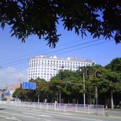 Vienna Hotel Guangzhou Shaheding Metro Station Branch спортивное сооружение