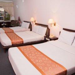 Отель Golf 1 2* Стандартный семейный номер с различными типами кроватей фото 2