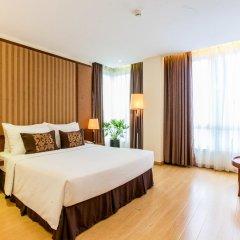 Paragon Saigon Hotel 4* Номер категории Премиум с различными типами кроватей фото 3